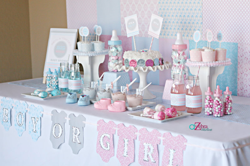 Traditionally Baby Showers ...