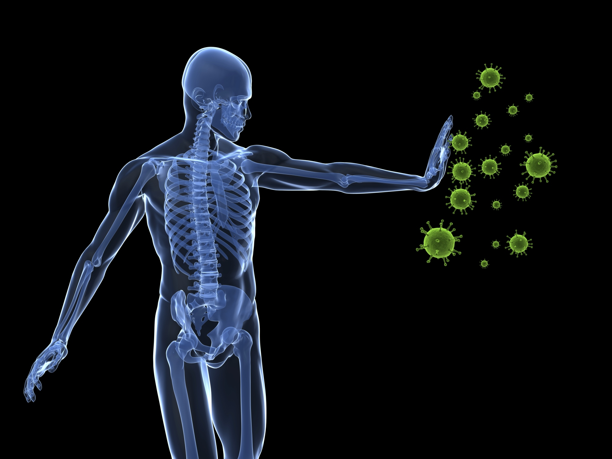 How To Kick Start Your Immune System Old Mill